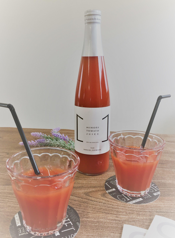 MINORIトマトジュース 2本