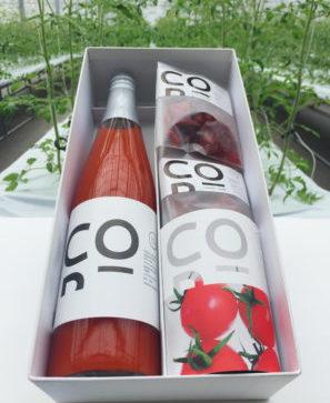 COROCOトマトジュース チップス